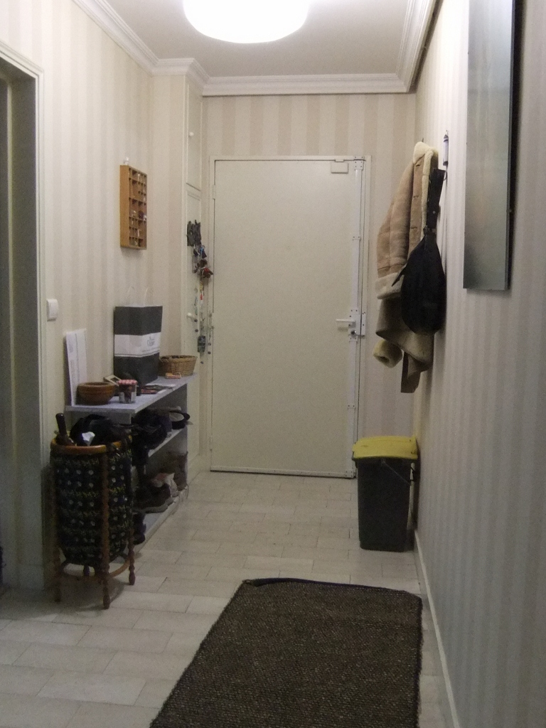 Les etapes de votre projet archidifferent for Entree appartement design